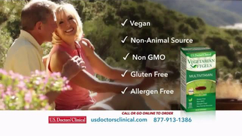 U.S. Doctors' Clinical Multivitamin Softgels TV Spot, 'Your Health' - Thumbnail 3