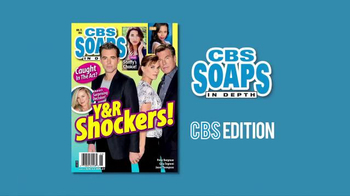 CBS Soaps in Depth TV Spot, 'Y & R Shockers!'