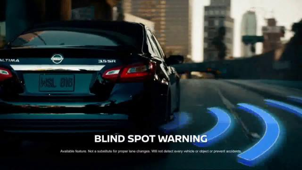 2016 Nissan Altima TV Commercial, 'The Moment: Safety'