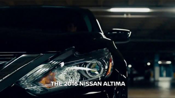 2016 Nissan Altima TV Spot, 'The Moment: Safety' - Thumbnail 1