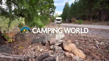 Camping World Summer Sell-Off TV Spot, 'Travel Trailers and Accessories' - Thumbnail 3