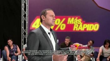 Silka TV Spot, 'Semana de tratamiento: Día 7' con Alan Tacher [Spanish] - Thumbnail 2