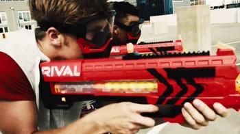 Nerf Rival Zeus MXV-1200 Blaster TV Spot, 'Extreme' - Thumbnail 1