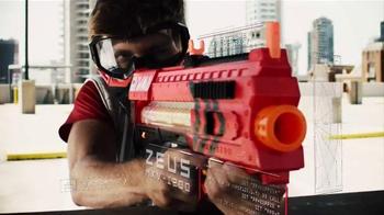 Nerf Rival Zeus MXV-1200 Blaster TV Spot, 'Extreme' - Thumbnail 3