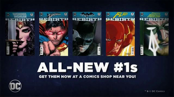 DC Comics TV Spot, 'Rebirth' - Thumbnail 9