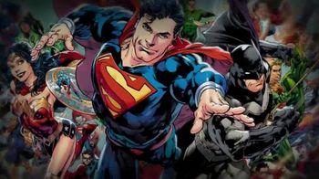 DC Comics TV Spot, 'Rebirth'