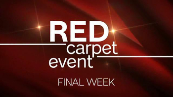Ashley Furniture Homestore Red Carpet Event TV Spot, 'Last Chance' - Thumbnail 3