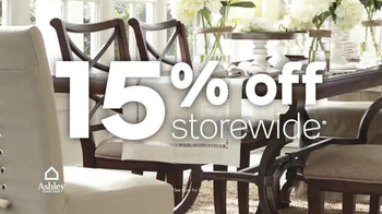 Ashley Furniture Homestore Red Carpet Event TV Spot, 'Last Chance' - Thumbnail 5