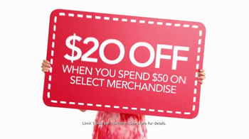 Macy's One Day Sale TV Spot, 'Save $20 With Savings Pass' - Thumbnail 3