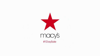 Macy's One Day Sale TV Spot, 'Save $20 With Savings Pass' - Thumbnail 5