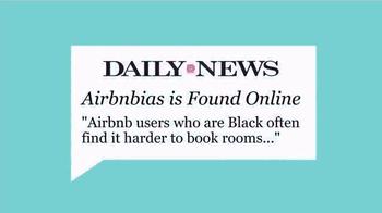 ShareBetter TV Spot, '#AirbnbWhileBlack' - Thumbnail 4