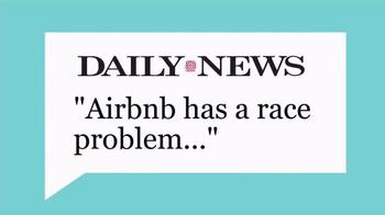 ShareBetter TV Spot, '#AirbnbWhileBlack' - Thumbnail 9