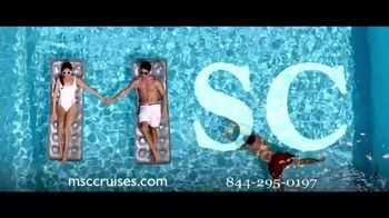 MSC Cruises TV Spot, '2016 Summer Deals'