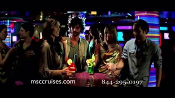 MSC Cruises TV Spot, '2016 Summer Deals' - Thumbnail 3