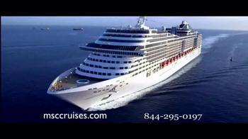 MSC Cruises TV Spot, '2016 Summer Deals' - Thumbnail 4