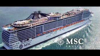 MSC Cruises TV Spot, '2016 Summer Deals' - Thumbnail 5