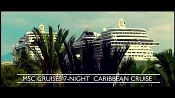 MSC Cruises TV Spot, '2016 Summer Deals' - Thumbnail 6