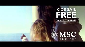 MSC Cruises TV Spot, '2016 Summer Deals' - Thumbnail 9