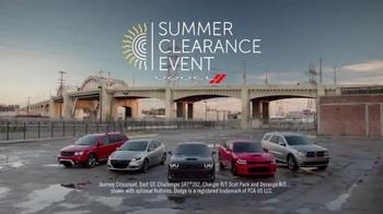 Dodge Summer Clearance Event TV Spot, 'Technology & Excitement' - Thumbnail 1