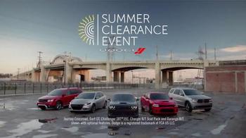 Dodge Summer Clearance Event TV Spot, 'Technology & Excitement' - Thumbnail 3