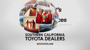 Toyota Summer Drive Sales Event TV Spot, 'Love' - Thumbnail 8