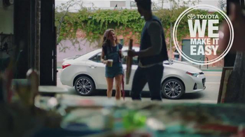 Toyota Summer Drive Sales Event TV Spot, 'Easy' - Thumbnail 8