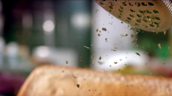 Subway Italian Hero TV Spot, 'Piled High' - Thumbnail 8
