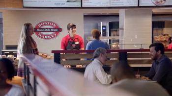 Boston Market Oven Crisp Chicken Meal TV Spot, 'Real Life' - Thumbnail 1