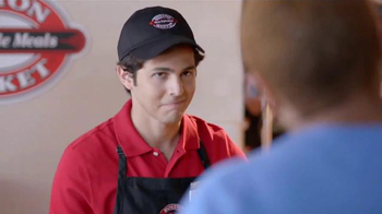 Boston Market Oven Crisp Chicken Meal TV Spot, 'Real Life' - Thumbnail 4