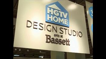 Bassett HGTV Design Studio TV Spot, 'The Records: Family Room Makeover' - Thumbnail 3
