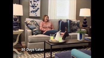 Bassett HGTV Design Studio TV Spot, 'The Records: Family Room Makeover' - Thumbnail 5
