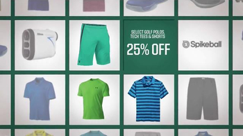 Dick's Sporting Goods Father's Day Deals TV Spot, 'Apparel' - Thumbnail 2