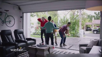 Wayfair TV Spot, 'Do Anything' - 1340 commercial airings