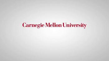 Carnegie Mellon University TV Spot,'Ideas That Shape Your World Start Here' - Thumbnail 8
