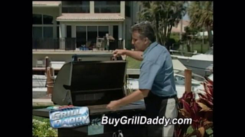Grill Daddy TV Spot, 'Keep Your Grill Clean' - Thumbnail 1