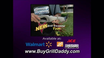 Grill Daddy TV Spot, 'Keep Your Grill Clean' - Thumbnail 9