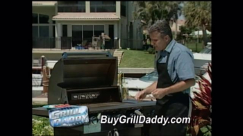 Grill Daddy TV Spot, 'Keep Your Grill Clean' - Thumbnail 2