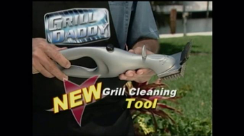 Grill Daddy TV Spot, 'Keep Your Grill Clean' - Thumbnail 3