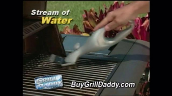 Grill Daddy TV Spot, 'Keep Your Grill Clean' - Thumbnail 5