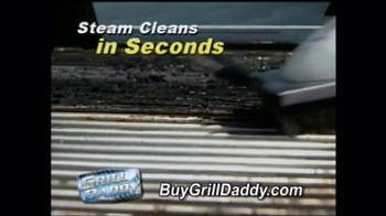 Grill Daddy TV Spot, 'Keep Your Grill Clean' - Thumbnail 6