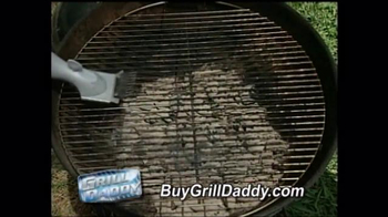 Grill Daddy TV Spot, 'Keep Your Grill Clean' - Thumbnail 7