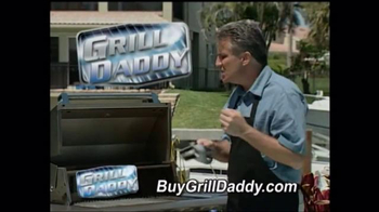 Grill Daddy TV Spot, 'Keep Your Grill Clean' - Thumbnail 8