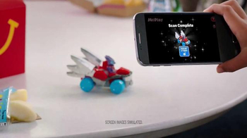 McDonald's Happy Meal TV Spot, 'Skylanders: SuperChargers' - Thumbnail 9