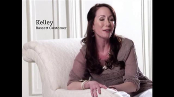 Bassett Summer Home Sale TV Spot, 'Family Room' - Thumbnail 1