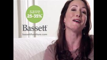 Bassett Summer Home Sale TV Spot, 'Family Room' - Thumbnail 10