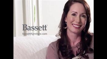 Bassett Summer Home Sale TV Spot, 'Family Room' - Thumbnail 9