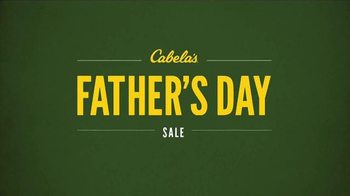 Cabela's Father's Day Sale TV Spot, 'Tourney Trail Rods' - Thumbnail 2