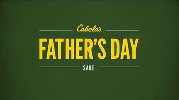 Cabela's Father's Day Sale TV Spot, 'Tourney Trail Rods' - Thumbnail 7