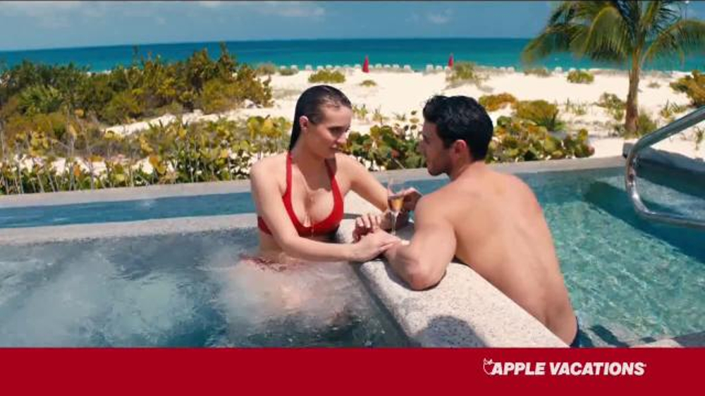 Apple Vacations TV Commercial, 'Secrets Resorts'