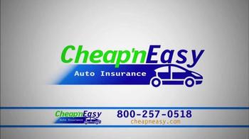Cheap'nEasy Auto Insurance TV Spot, 'On the Spot Coverage' - Thumbnail 3